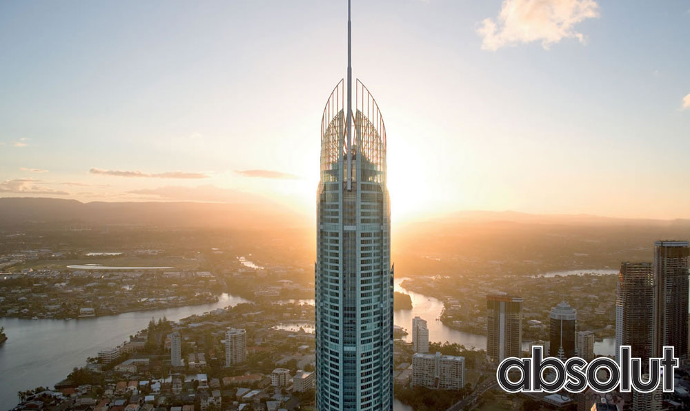 The Q1 Pool fence is the Tallest residential pool fence in Australia thanks to Absolut