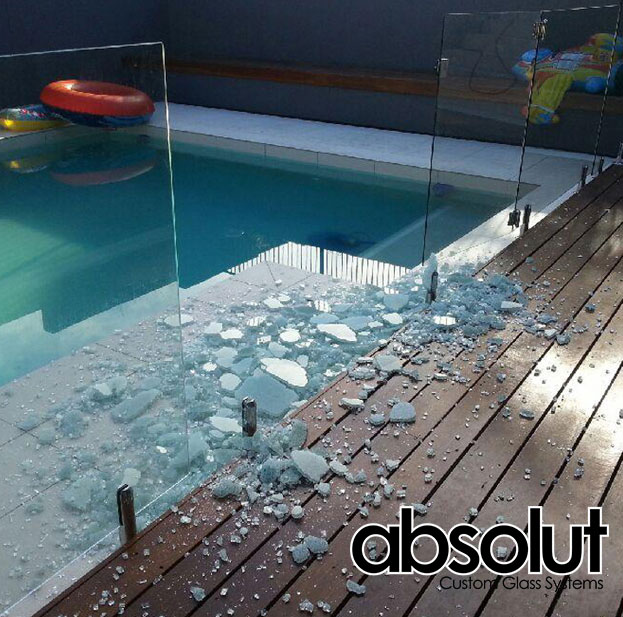 Damaged Pool Fence Glass on the Gold Coast?