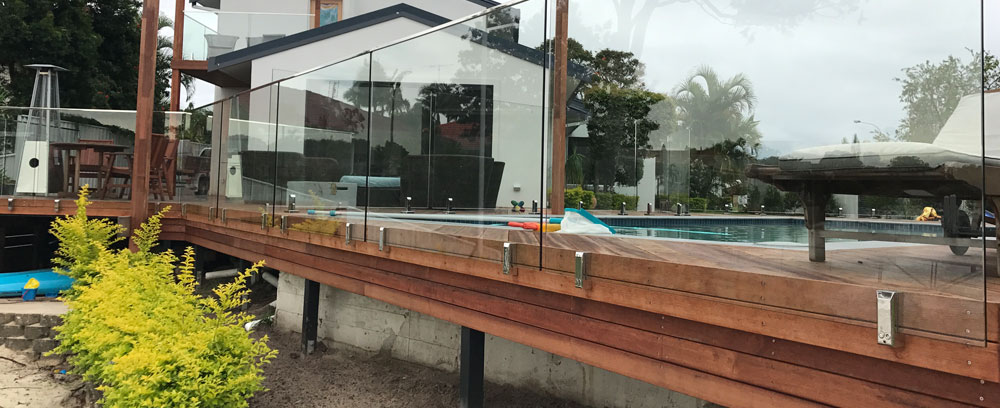 Glass Slippage and how your timber deck might be causing it.