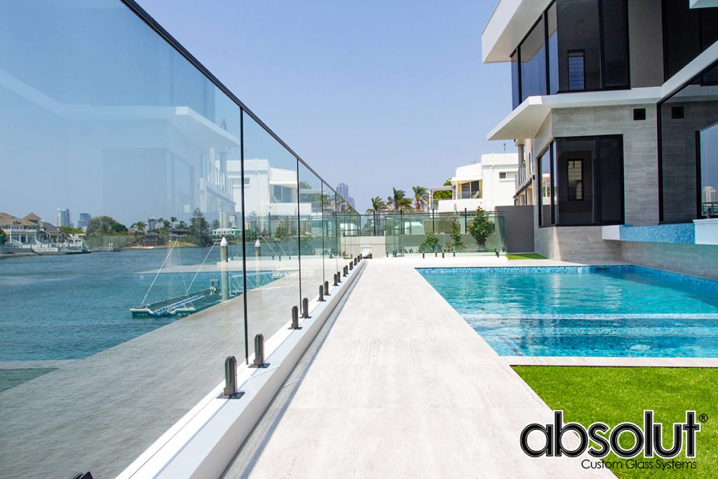 Free glass pool fencing quote