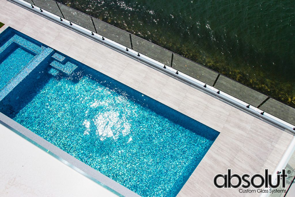Does Building A Glass Pool Fence Improve Property Value