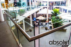 Commercial Glass Fencing Contractors Gold Coast
