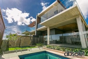 Copper House Glass Balustrade Glass Pool Fencing Lennox Head
