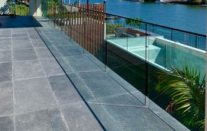 Channel Fix Glass Balustrade