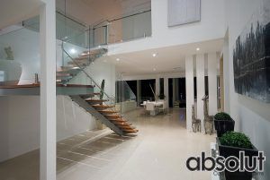 Glass Balustrade Mermaid Waters