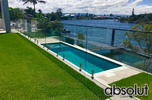 Ipsley Drive Frameless Glass Pool Fencing and Balustrades