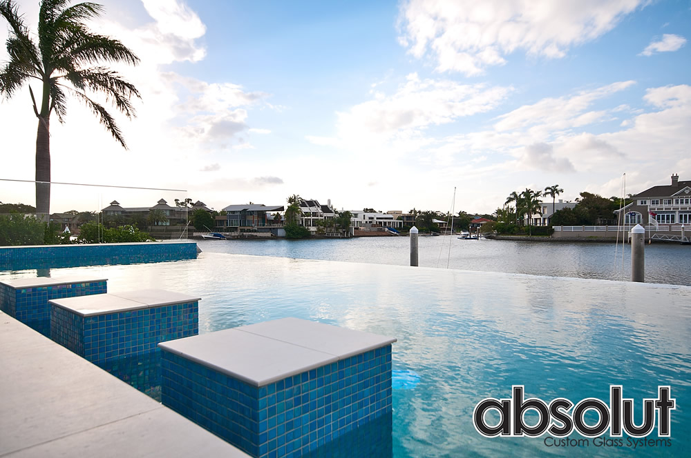Glass Pool Fencing Gold Coast