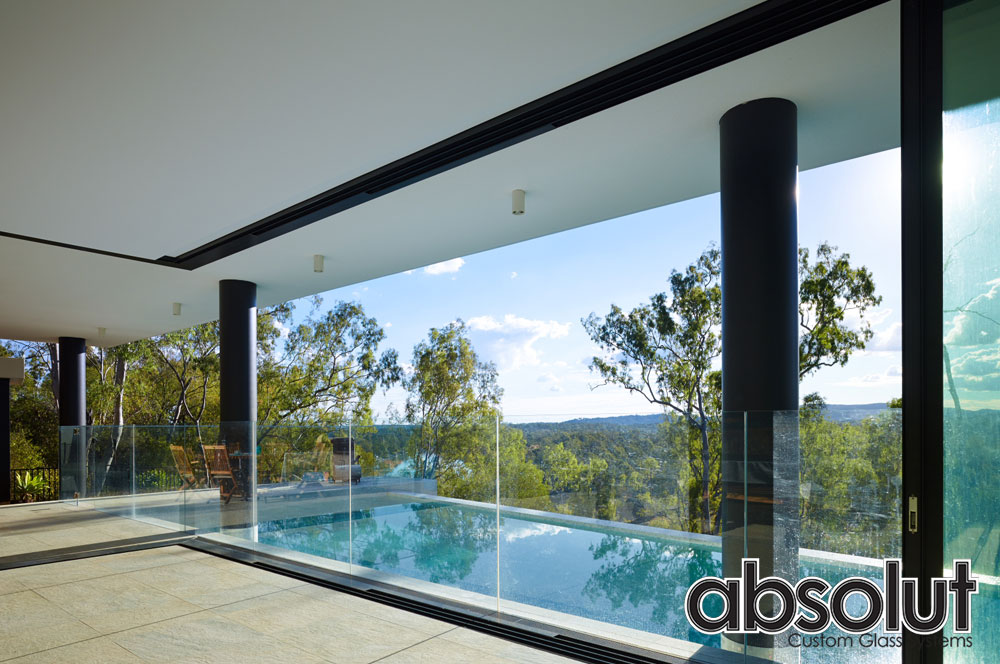 Razor House Glass Fencing Gold Coast