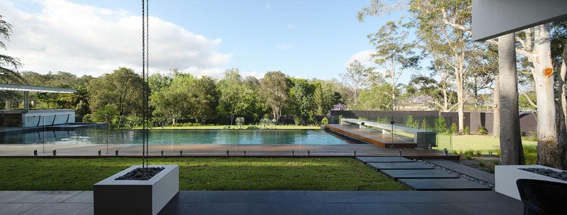 Wybelenna Glass Pool Fencing