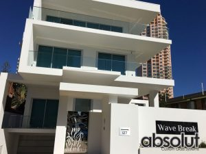 Frameless Glass Fencing Gold Coast