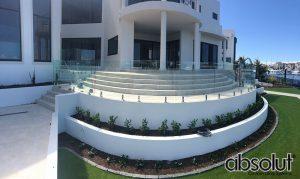 Glass Balustrade Gold Coast