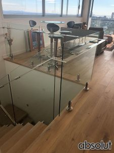 Glass Balustrade Gold Coast